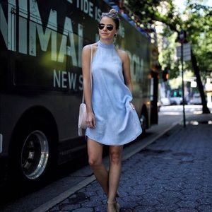 Anthropology XL cloth and stone dress